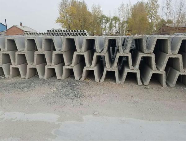 水泥梯形槽